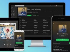 Streaming-Dienst Spotify