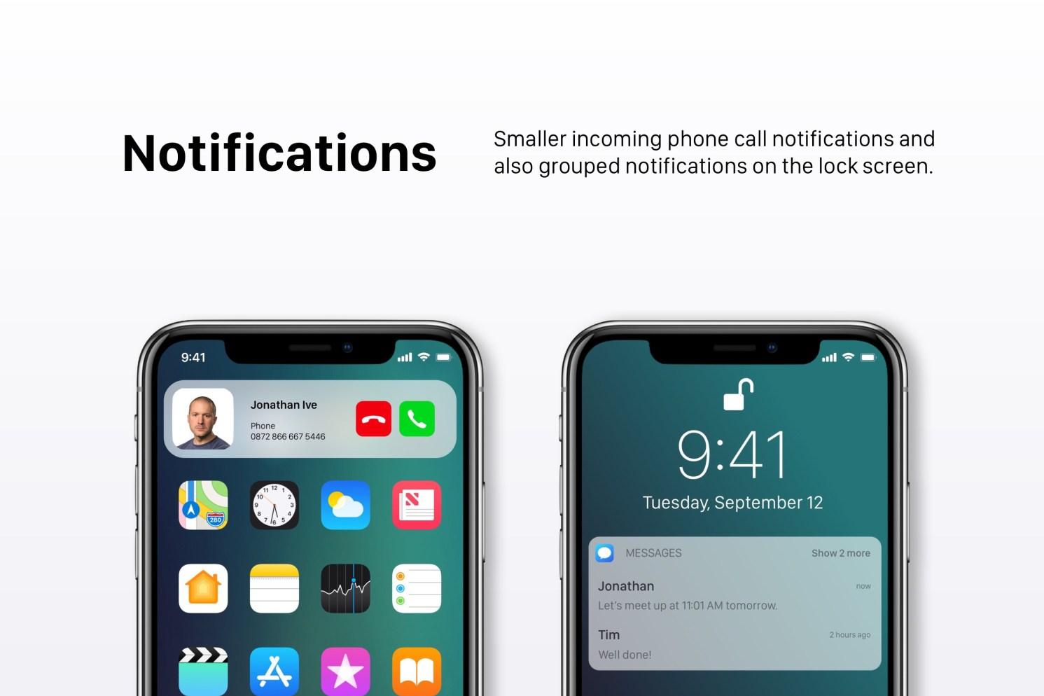 Konzept: So könnte iOS 12 und macOS 11 aussehen 2