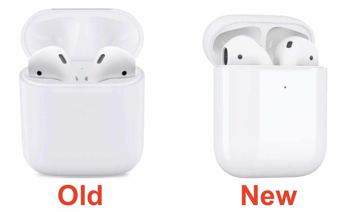 Apple AirPods 1 und 2