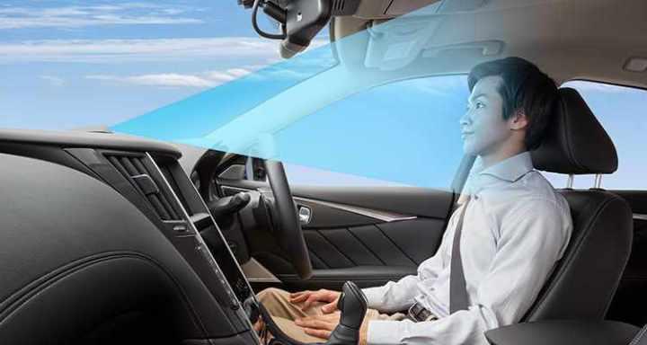 Nissan Fahrassistenzsysteme
