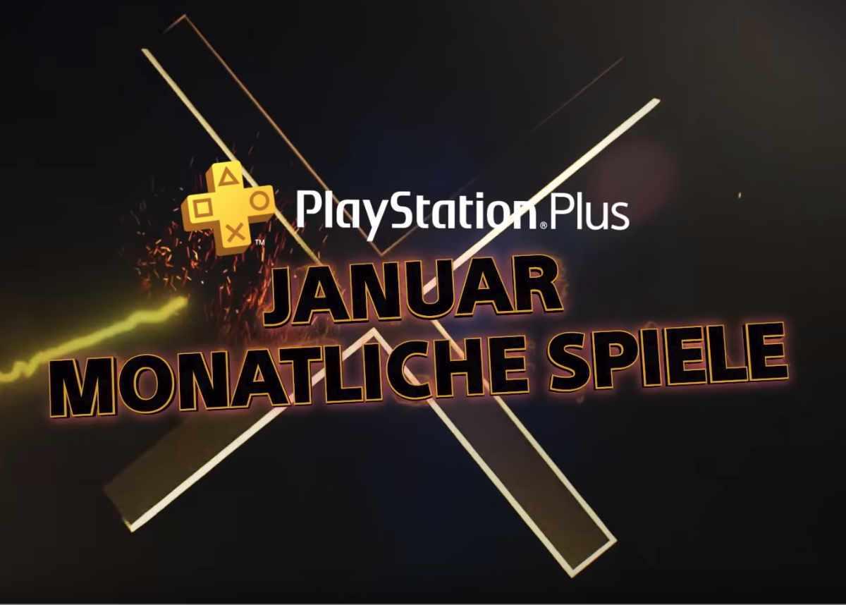 PS Plus Januar 2019