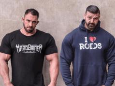 Hardgainer Crew - Kevin und Vito
