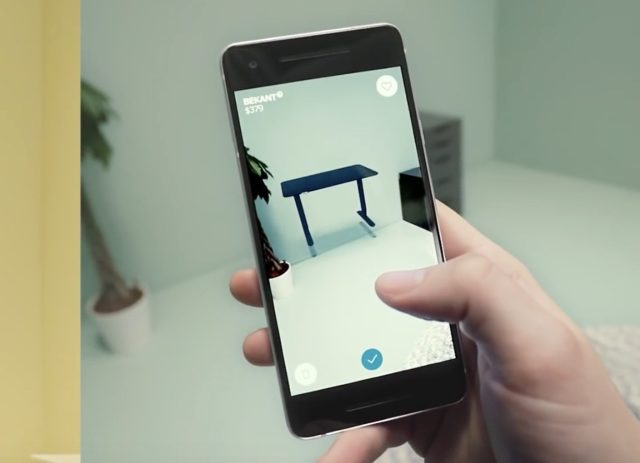 IKEA Places mit AR