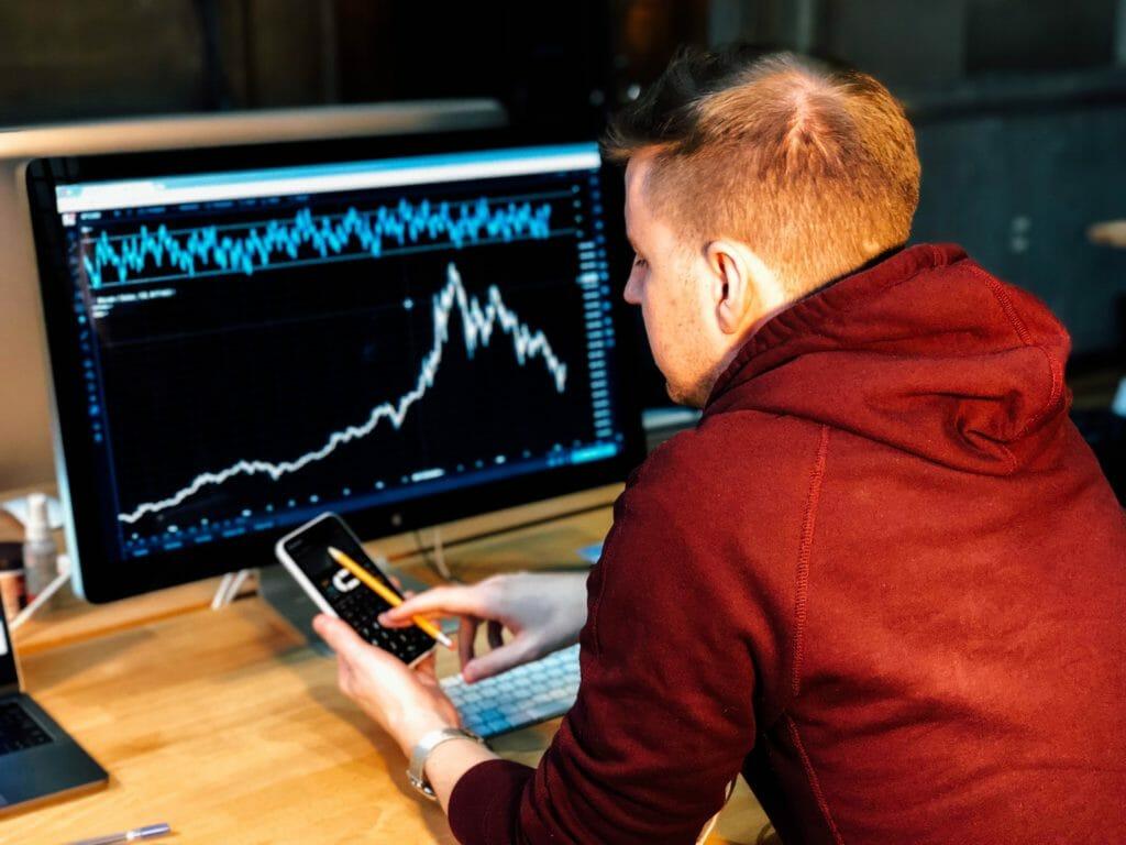 Krypto Trading (Foto von Chris Liverani on Unsplash)