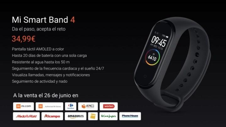Xiaomi Mi 9T und Mi Band 4: Preise in Europa 2