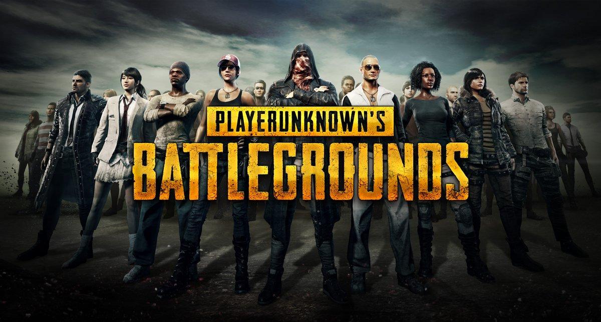 PUBG - Playerunknows Battlegrounds