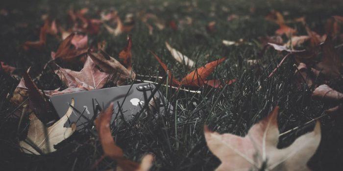 Smartphone verloren