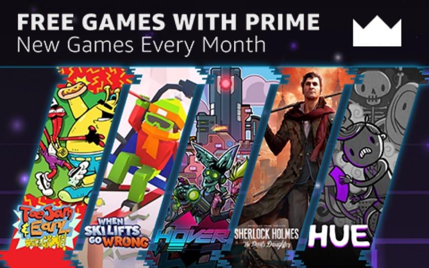 Titelbild für Twitch Prime für Dezember 2019