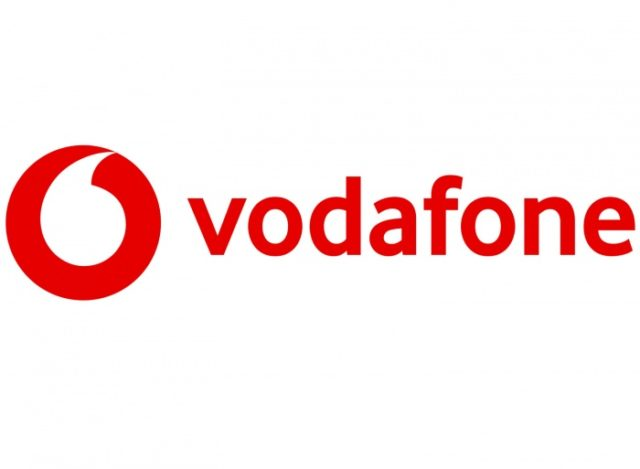 Vodafone Logo (2018), Quelle: Vodafone
